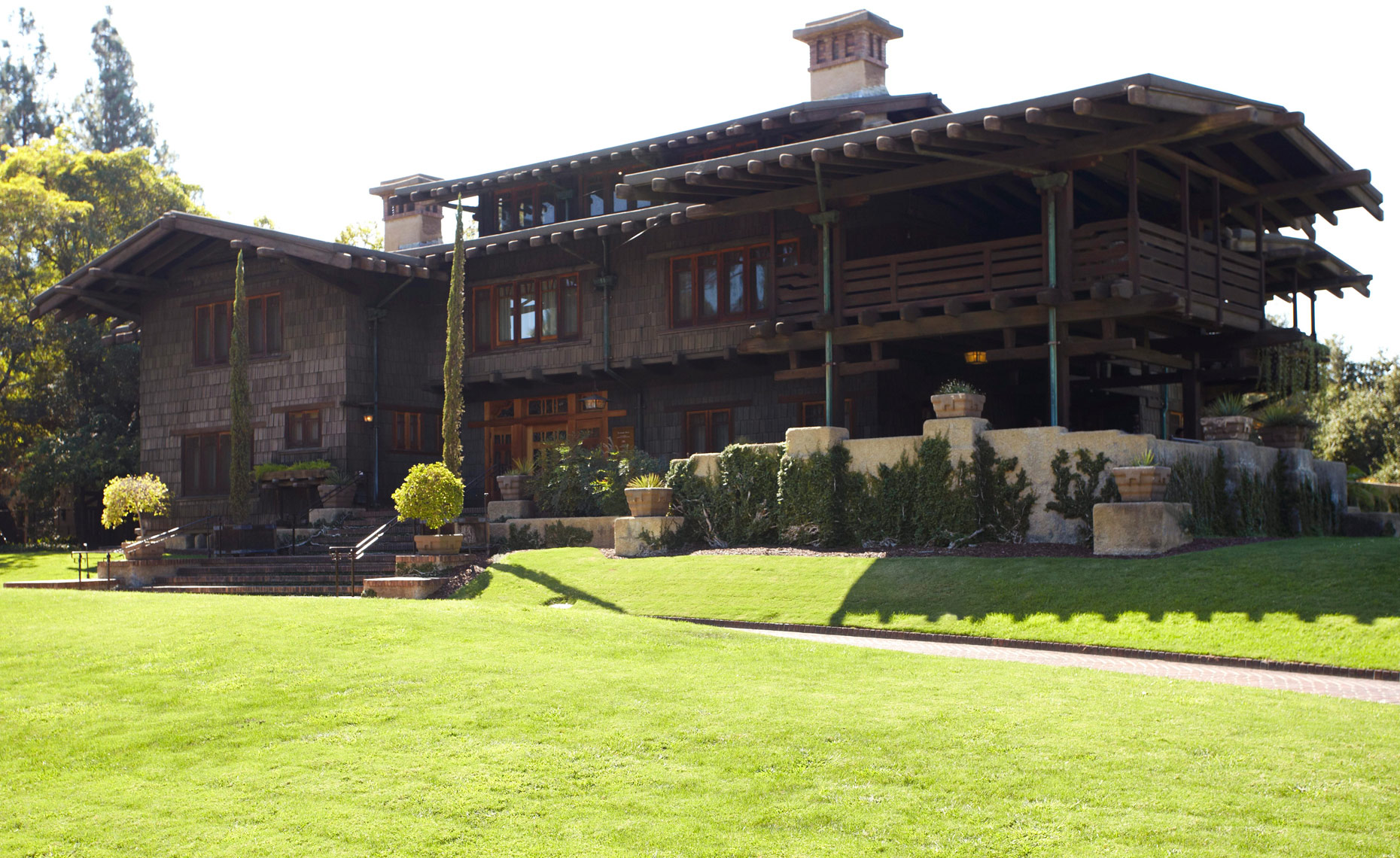 Gamble_House_